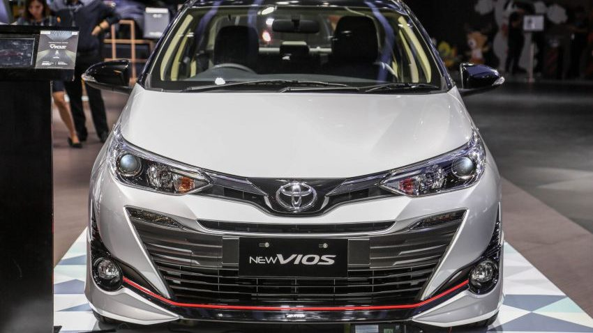 Toyota Vios TRD at GIIAS 2018 5