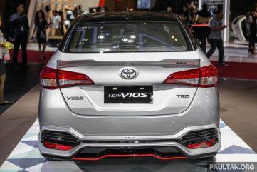 Toyota Vios TRD at GIIAS 2018 3