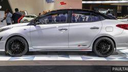 Toyota Vios TRD at GIIAS 2018 10