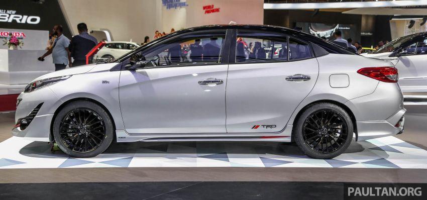 Toyota Vios TRD at GIIAS 2018 4