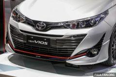 Toyota Vios TRD at GIIAS 2018 12