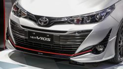 Toyota Vios TRD at GIIAS 2018 16