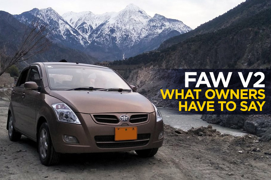 What Owners Have To Say About FAW V2 12