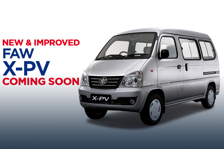 Coming Soon: New and Improved FAW X-PV 11