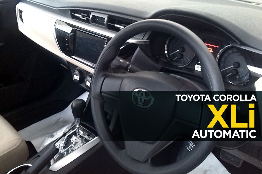 Indus Motors to Launch Corolla XLi Automatic 1