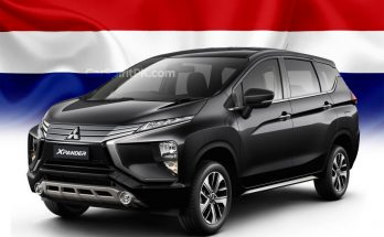 Mitsubishi Xpander MPV Launched in Thailand 12