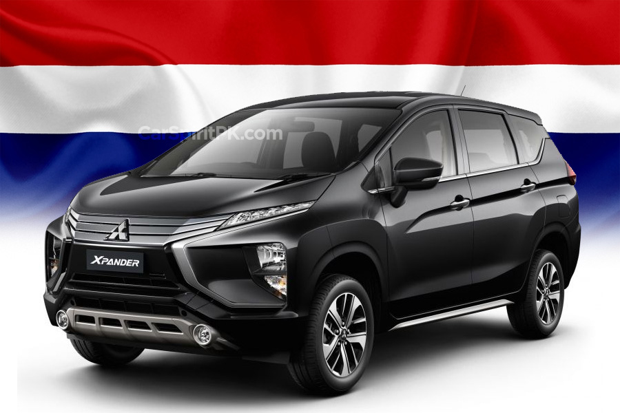 Mitsubishi Xpander MPV Launched in Thailand 1
