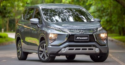 Mitsubishi Xpander MPV Launched in Thailand 4