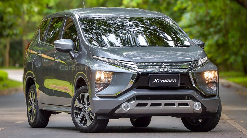 Mitsubishi Xpander MPV Launched in Thailand 6