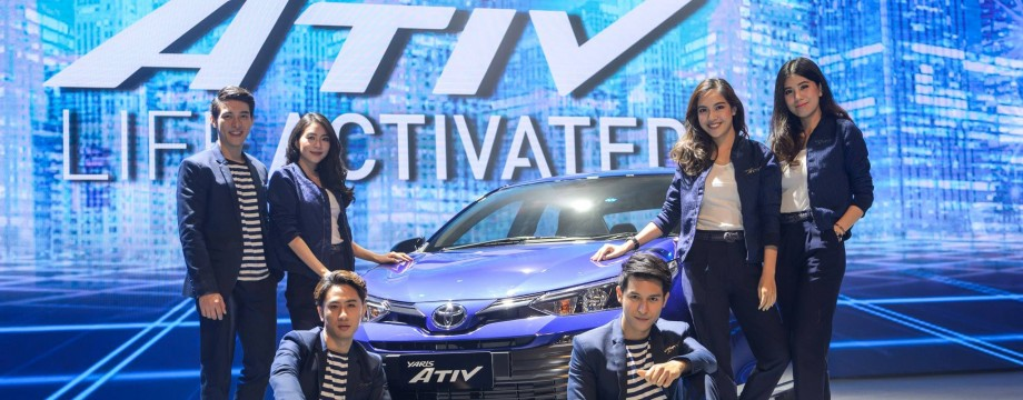 31 Thousand Units of Toyota Yaris Ativ Sold Within a Year in Thailand 2