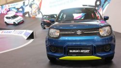 Suzuki Ignis Rally Concept and Sport Concept at GIIAS 2018 10