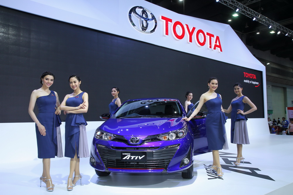 31 Thousand Units of Toyota Yaris Ativ Sold Within a Year in Thailand 9