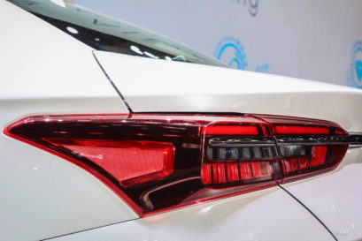 The 2018 Chery Arrizo GX Sedan 9