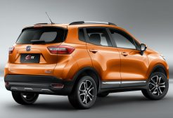 The Changan CS15 Crossover 5