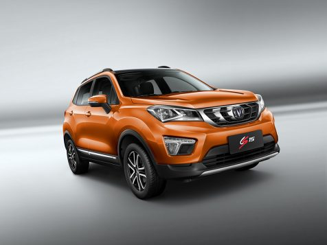 The Changan CS15 Crossover 4