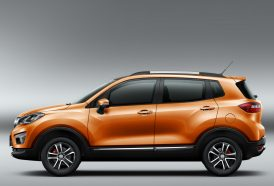 The Changan CS15 Crossover 7