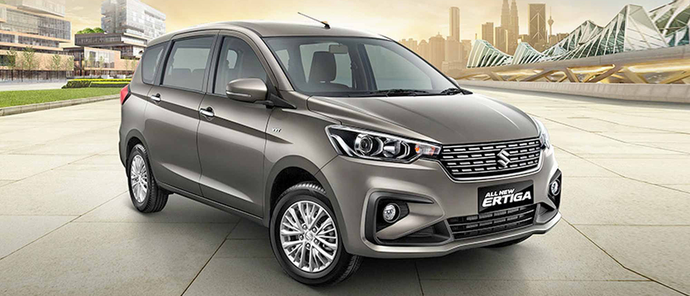 Maruti Set to Launch the New Suzuki Ertiga in India 2