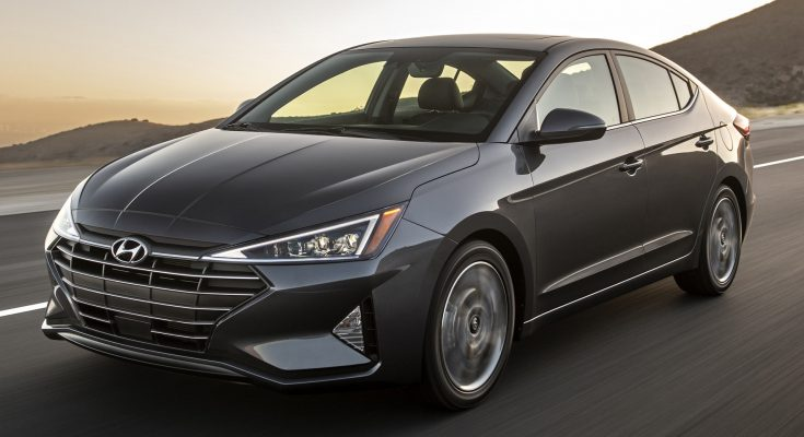 2019 Hyundai Elantra Facelift Revealed 1