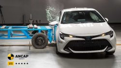 2019 Toyota Corolla Gets 5 Star ANCAP Crash Test Rating 4