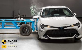 2019 Toyota Corolla Gets 5 Star ANCAP Crash Test Rating 28