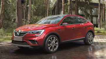 Renault Arkana Revealed at 2018 Moscow International Motor Show 5