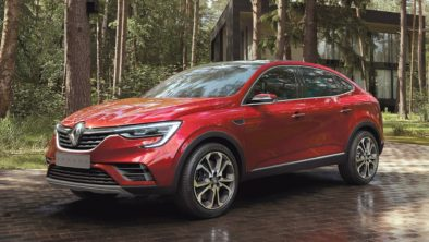 Renault Arkana Revealed at 2018 Moscow International Motor Show 4