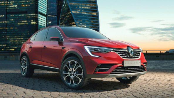 Renault Arkana Revealed at 2018 Moscow International Motor Show 6