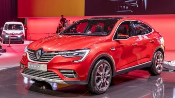 Renault Arkana Revealed at 2018 Moscow International Motor Show 4