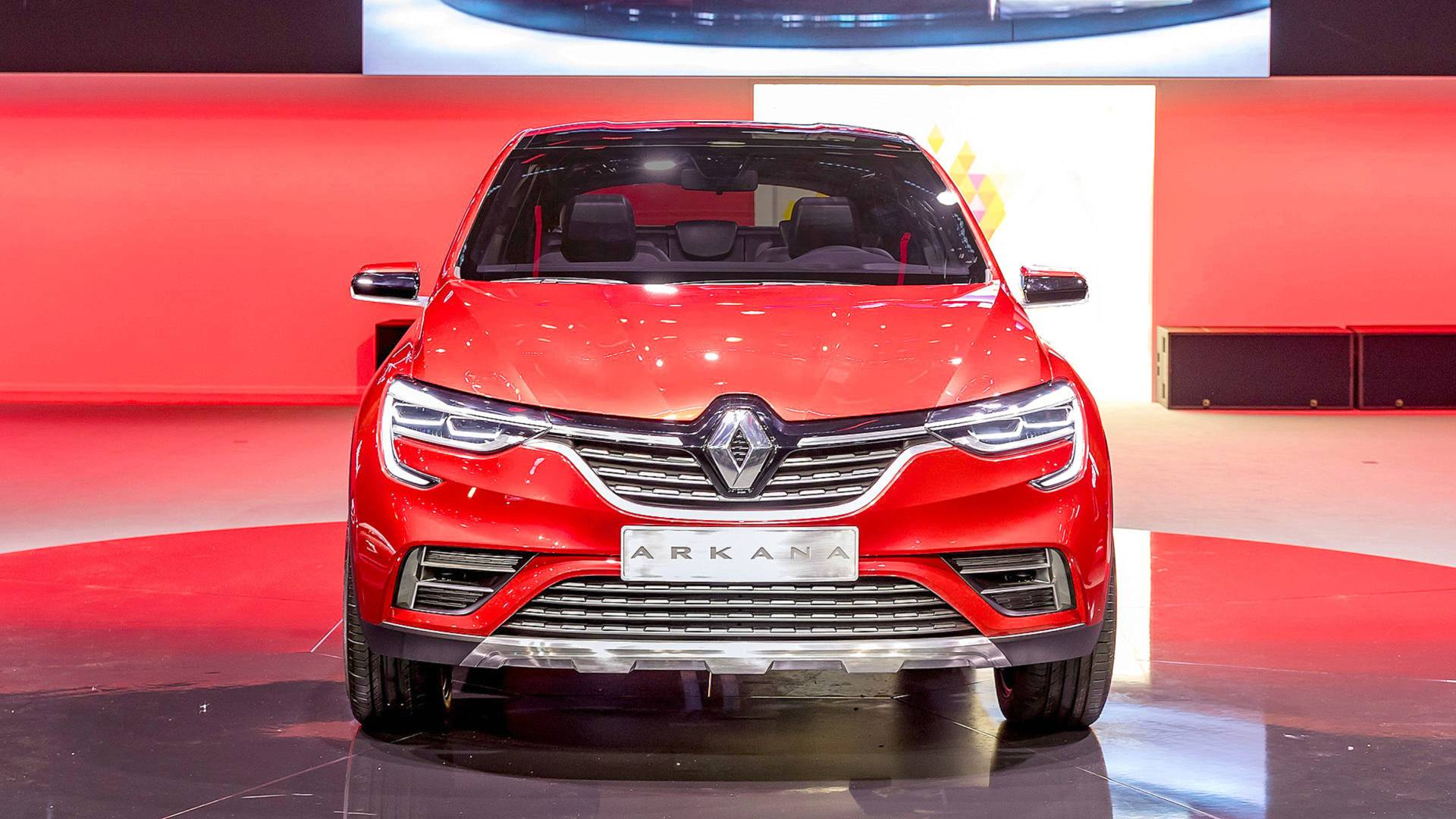 Renault Arkana Revealed at 2018 Moscow International Motor Show 2