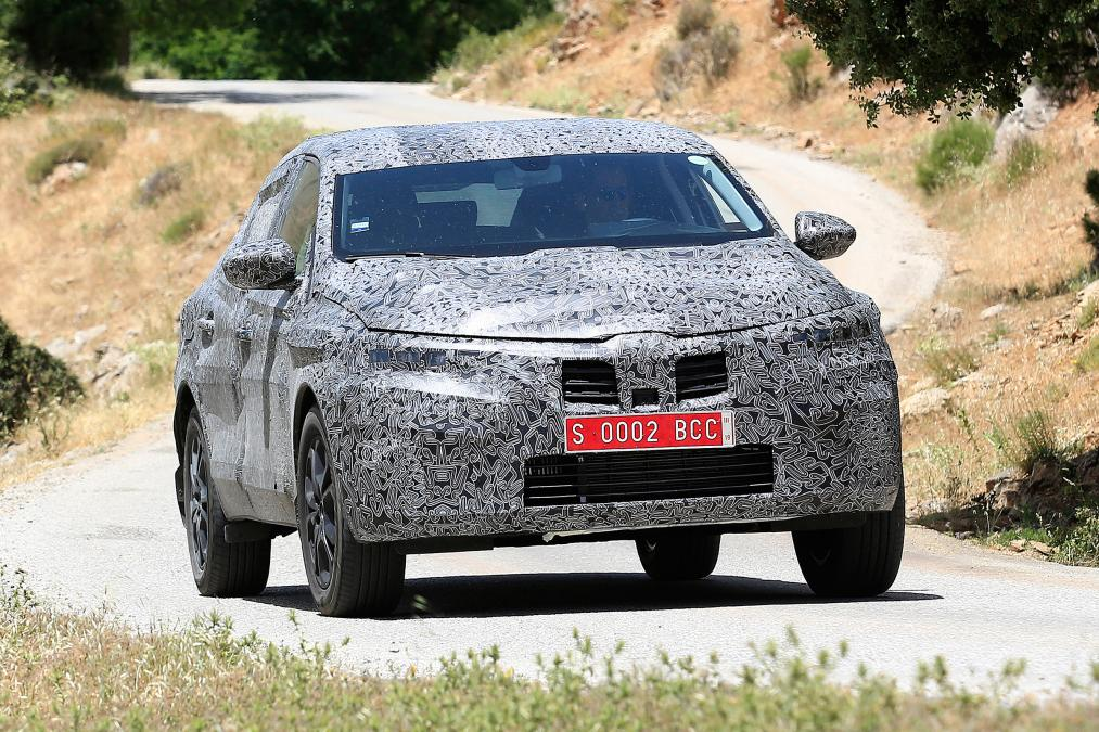Renault Teases the Arkana Coupe-SUV Ahead of Debut 7