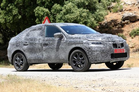 Renault Teases the Arkana Coupe-SUV Ahead of Debut 4