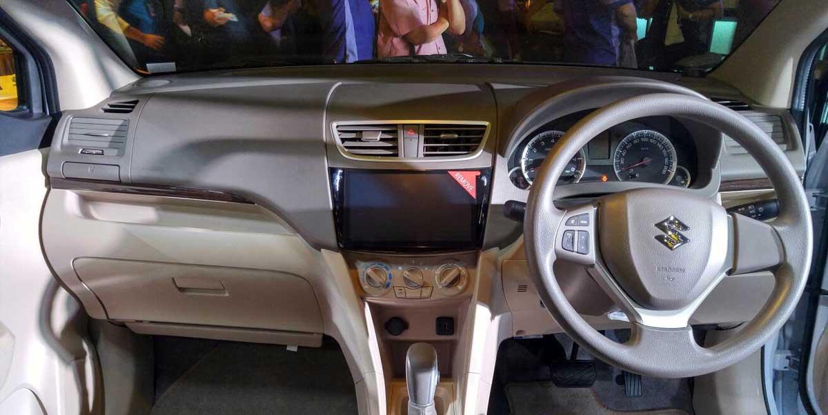 Suzuki Ertiga Sport Concept at GIIAS 2018 4