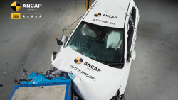 2019 Toyota Corolla Gets 5 Star ANCAP Crash Test Rating 5