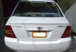 X, XE, XLi- The Most Popular Corolla Grades in Pakistan 13