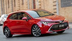 Toyota has Filed a Patent for Next Gen Corolla Cross 9