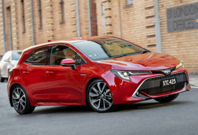 Toyota has Filed a Patent for Next Gen Corolla Cross 5