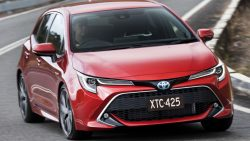 Toyota has Filed a Patent for Next Gen Corolla Cross 8