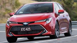 Toyota has Filed a Patent for Next Gen Corolla Cross 13
