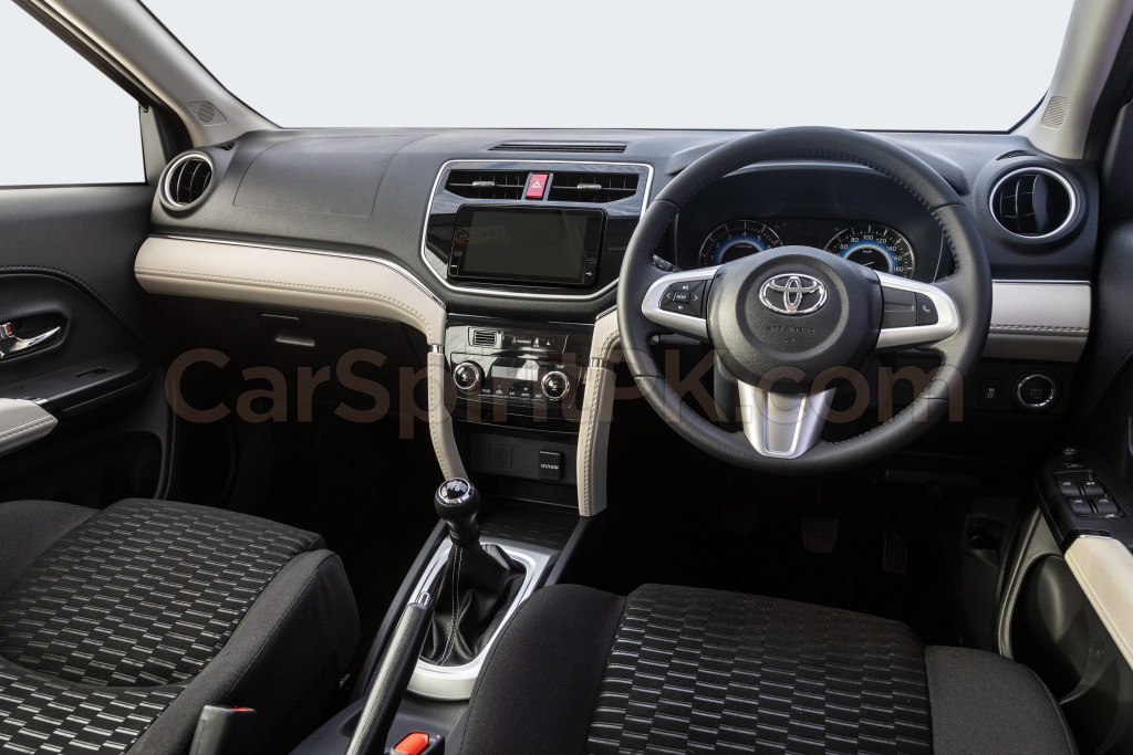 Indus Motors to Launch Toyota Rush in Pakistan 6