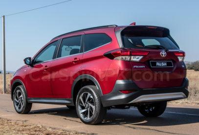 Indus Motors to Launch Toyota Rush in Pakistan 3
