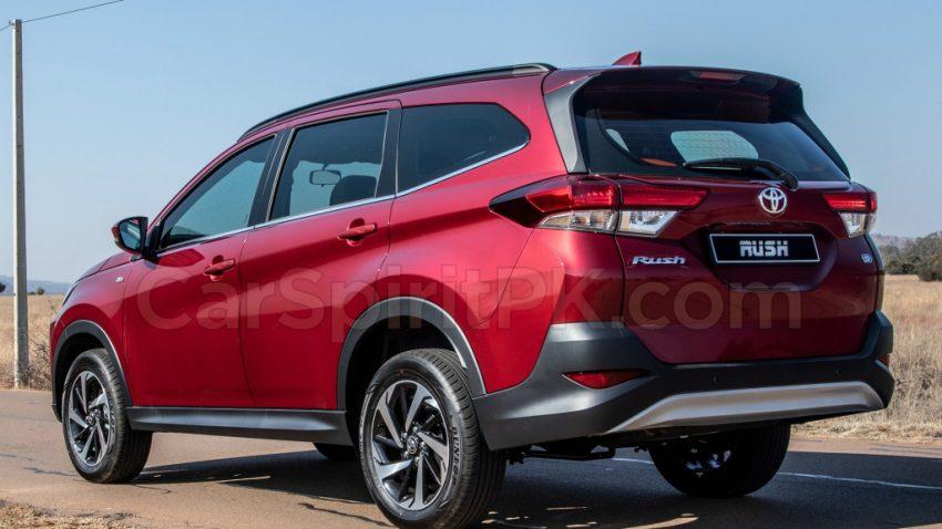 Indus Motors to Launch Toyota Rush in Pakistan 7