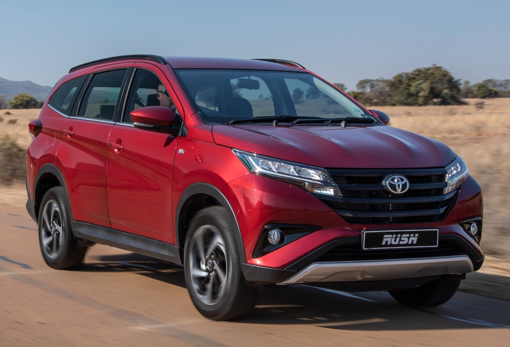 Comparison: Toyota Rush and Honda BR-V 16