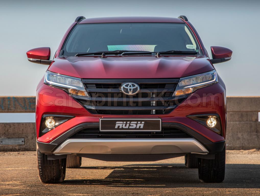 Indus Motors to Launch Toyota Rush in Pakistan 1