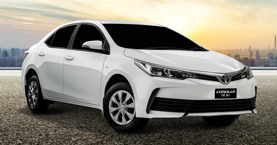 IMC Increases Toyota Corolla 1.3L Prices 1