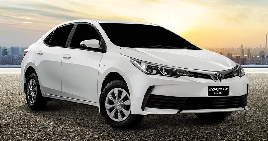 IMC Increases Toyota Corolla 1.3L Prices 2
