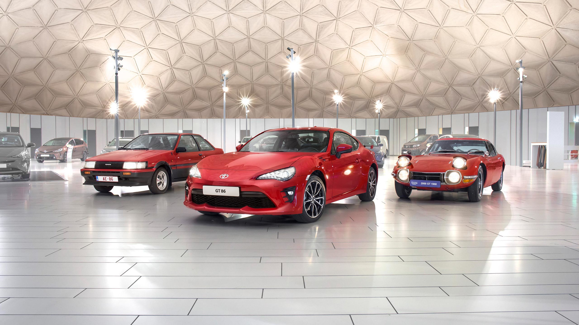 After Supra Toyota Wants to Bring the Celica or MR2 Back to Life 29