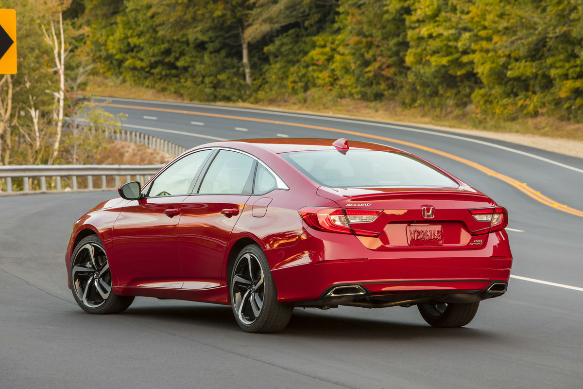 Honda Accord Struggling in USA & Canada Amid Rising SUV Demand 7