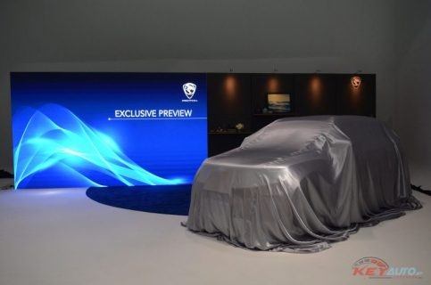 Proton Officially Unveils the Geely Boyue-Based X70 SUV 8