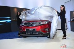 Proton Officially Unveils the Geely Boyue-Based X70 SUV 10