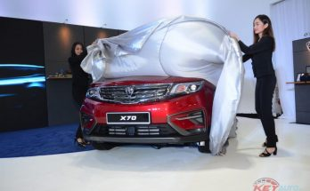 Proton Officially Unveils the Geely Boyue-Based X70 SUV 26